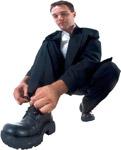 tie your shoelaces